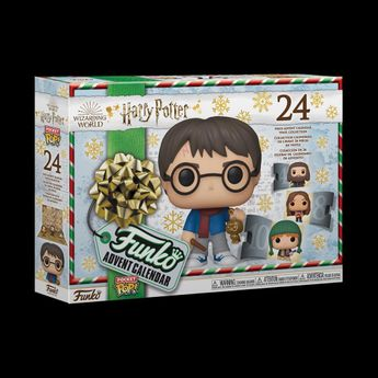 Funko Harry Potter Advent Calendar 2020 - 24pc
