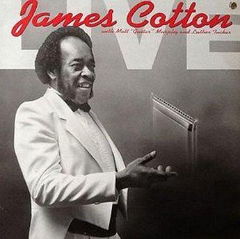 James Cotton / Live At Antone'S Nightclub