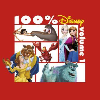 100% Disney: Volume 1 - CD