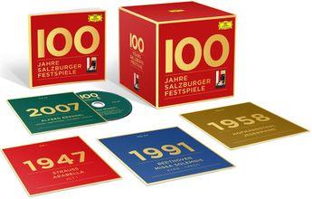 100 Jahre Salzburger Festspiele / CD
