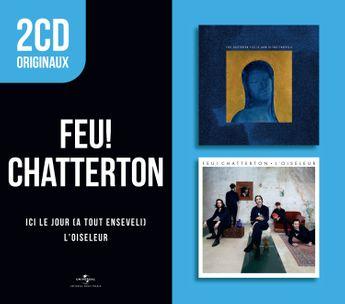 2CD Originaux : ICI LE JOUR (A TOUT ENSEVELI) / L'OISELEUR