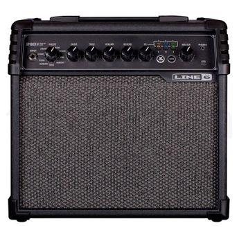 Line 6 - Ampli Guitare - Spider V Ampli Combo 20II W