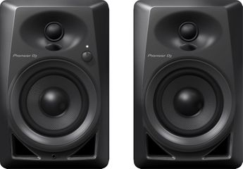 "Pioneer DJ - DM-40 Paire de moniteurs 4"" Noir"