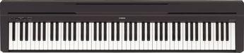 Piano Numerique Yamaha P45 Compact 88T Noir