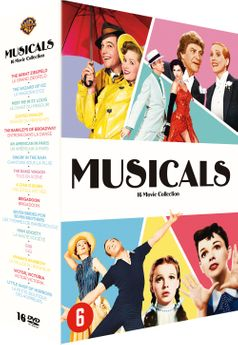 Musicals Collection (16Pk) (DVD)