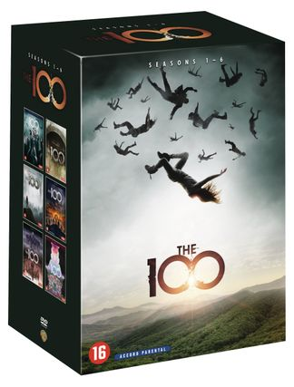 100, The - S1-6 (DVD)