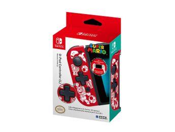 HORI - Nintendo Switch D-Pad Controller (L) Super Mario Edition