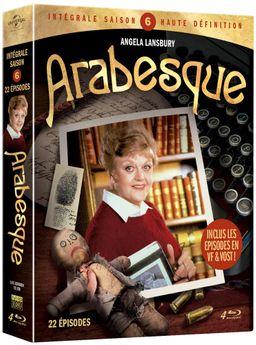Arabesque - Saison 6 - Blu-ray