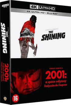 2001: A Space Odyssey + The Shining (UHD)