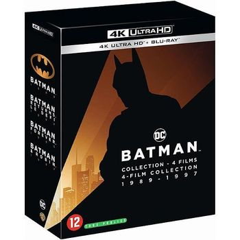 Batman 1-4 Collection  (UHD)