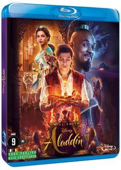 Aladdin Live Action - Blu-ray