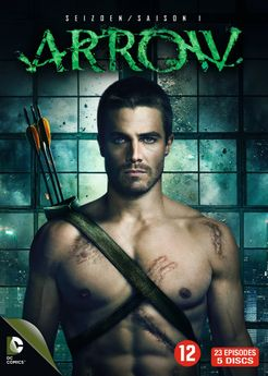 Arrow - S1 (DVD)
