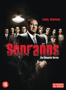 Sopranos, The - Complete Collection (Repack) (DVD)
