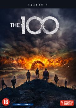 100, The - S4 DVD