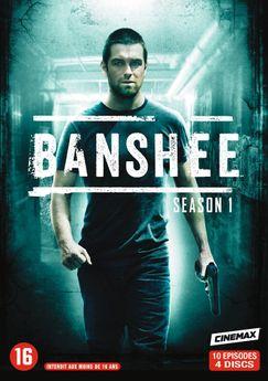 Banshee - S1 DVD
