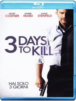 3 Days To Kill - Blu-ray