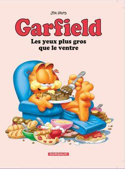 Garfield Volume 3, Les yeux plus gros que le ventre