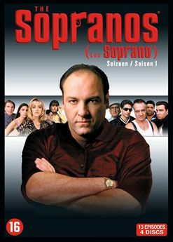 Sopranos, The - S1 (DVD)