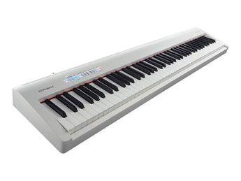Roland - FP30WH Piano numérique portable blanc