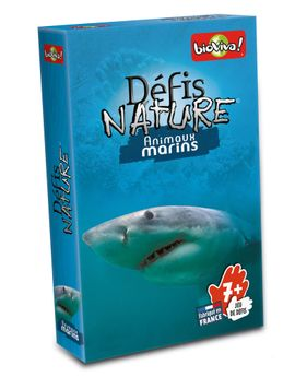 DEFIS NATURE ANIMAUX MARINS