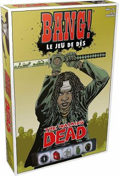 Bang - Jeu de Dés - Walking Dead