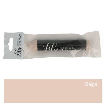 Lily oil paint crayon 17x100mm beige