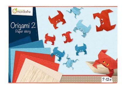 Boîte créative, Origami 2