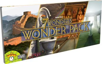 7 Wonders - ext. - Wonder Pack n°1