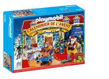 Calendrier Avent Playmobil Boutique de