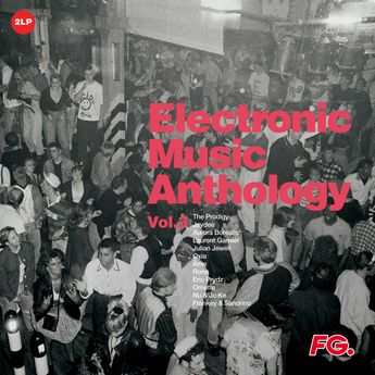 - Electronic Music Anthology By Fg Vol 3 LP